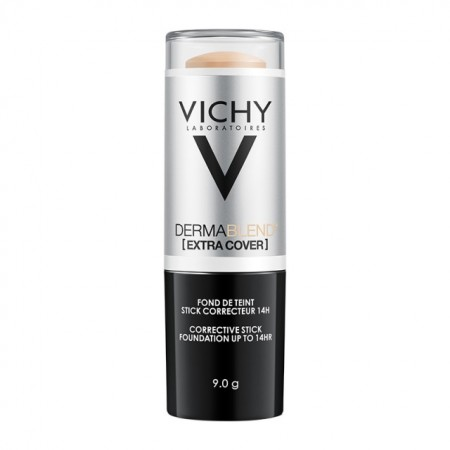 VICHY DERMABLEND EXTRA COVER STICK 25 9G