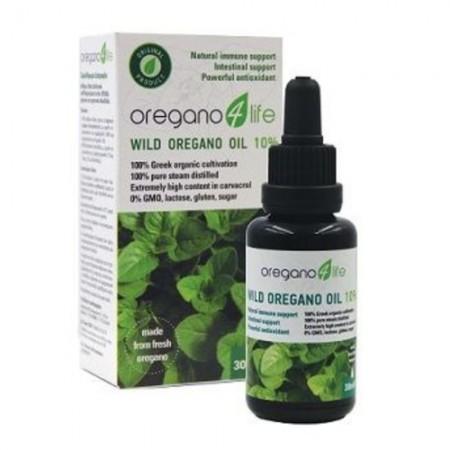 OREGANO4LIFE WILD OREGANO OIL 10% 30 ML