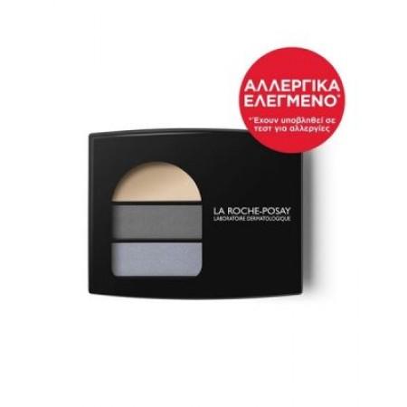 La Roche Posay Toleraine Eyeshadow Palette Smoky Gris 01