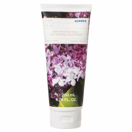 Korres Γαλάκτωμα Σώματος Lilac 200ml