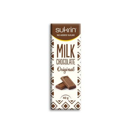 SUKRIN MILK CHOCOLATE 40gr