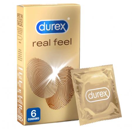DUREX REAL FEEL 6 TEMAXIA