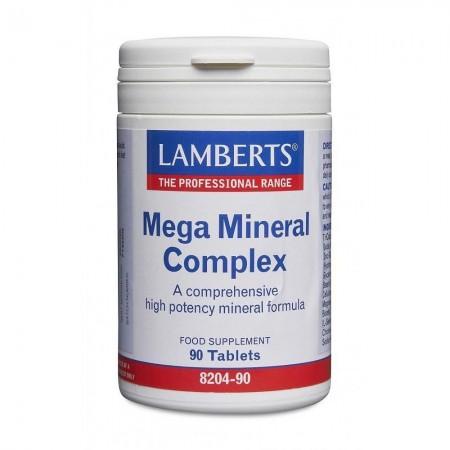 LAMBERTS MIN MEGA MINERAL COMPLEX 90TABS