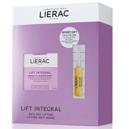 Lierac πακετο Lift Integral Sculpting Lift Ctram Κρέμα Προσώπου για Κανονικές προς Ξηρές Επιδερμίδες