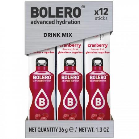 BOLERO-STICK CRANBERRY 12x3g